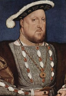 Henry VIII, the king